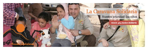accion solidaria 4x4 charity website
